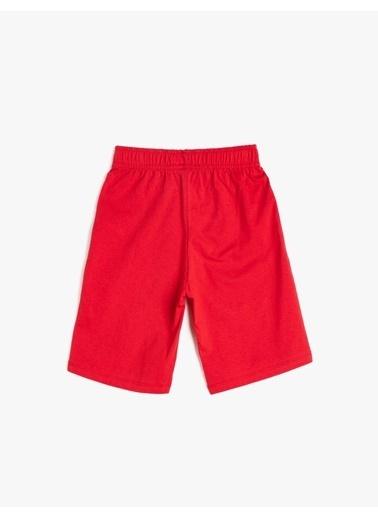 Koton Kids Şort Kırmızı